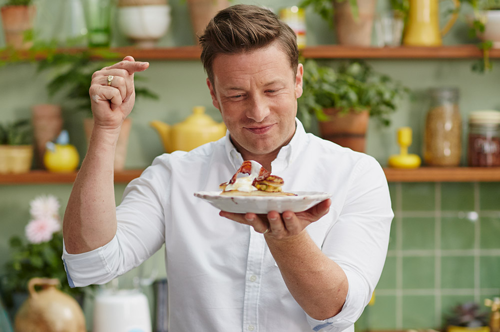 How Jamie Oliver lost his business – and his entrepreneurial streak..