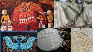 RE-POSITIONING TRADITIONAL SRI LANKAN ARTS & CRAFTS – BATIK & BEERALU..